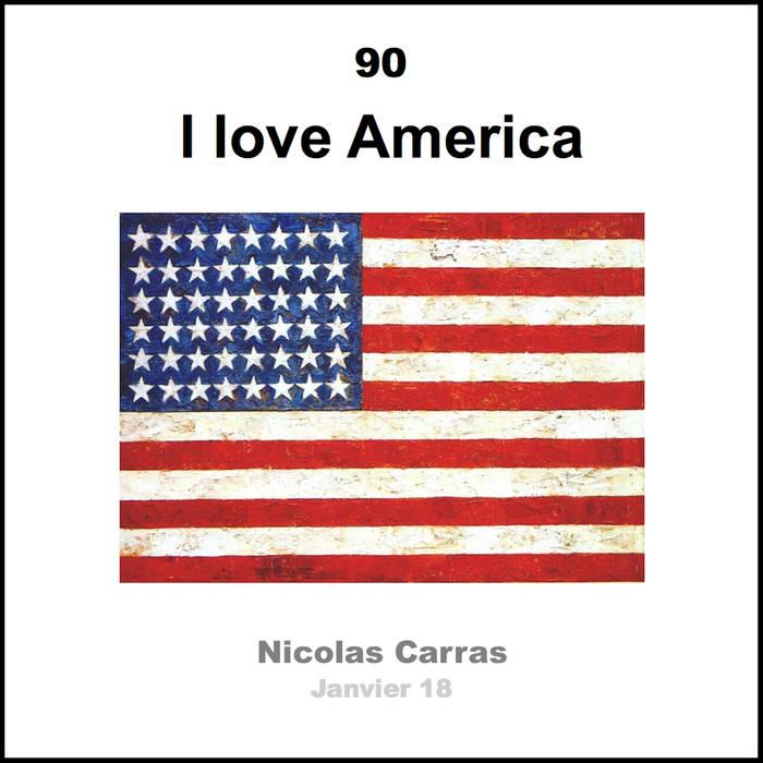 © Nicolas Carras - I love America