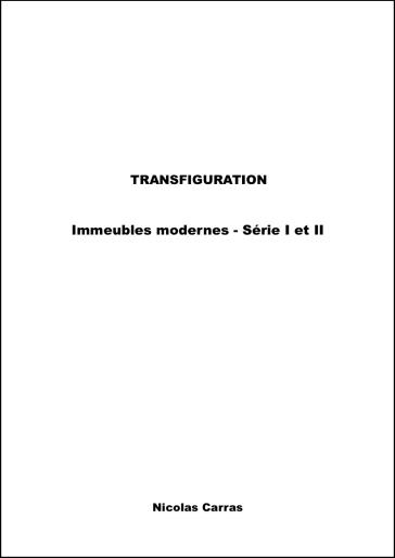 © Nicolas Carras - Immeubles modernes - Série I et II