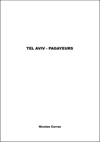 © Nicolas Carras - Tel Aviv - Pagayeurs