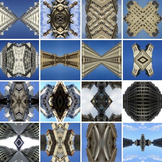 © Nicolas Carras - Transfiguration immeubles classiques - Série II