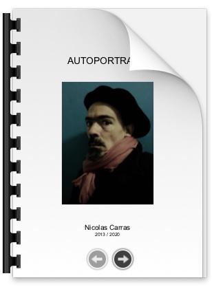 ©Nicolas Carras - Tous les autoportraits