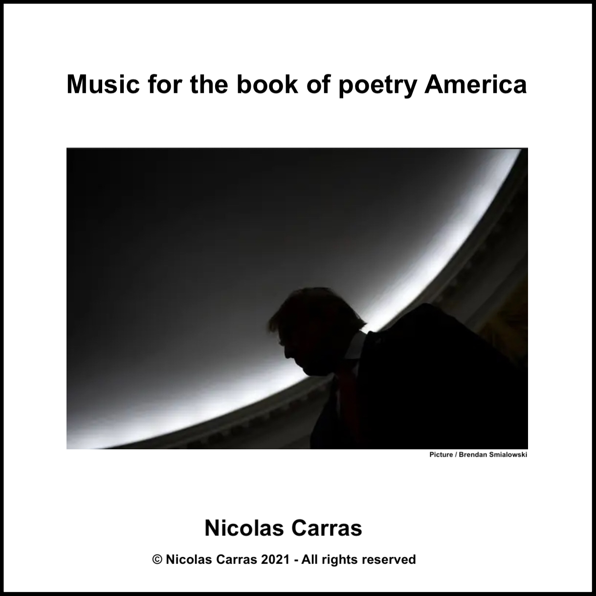 Music for the book of poetry America