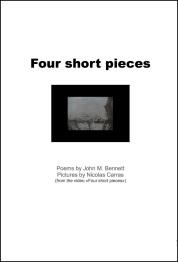 Four Short Pieces - © Nicolas Carras 2017