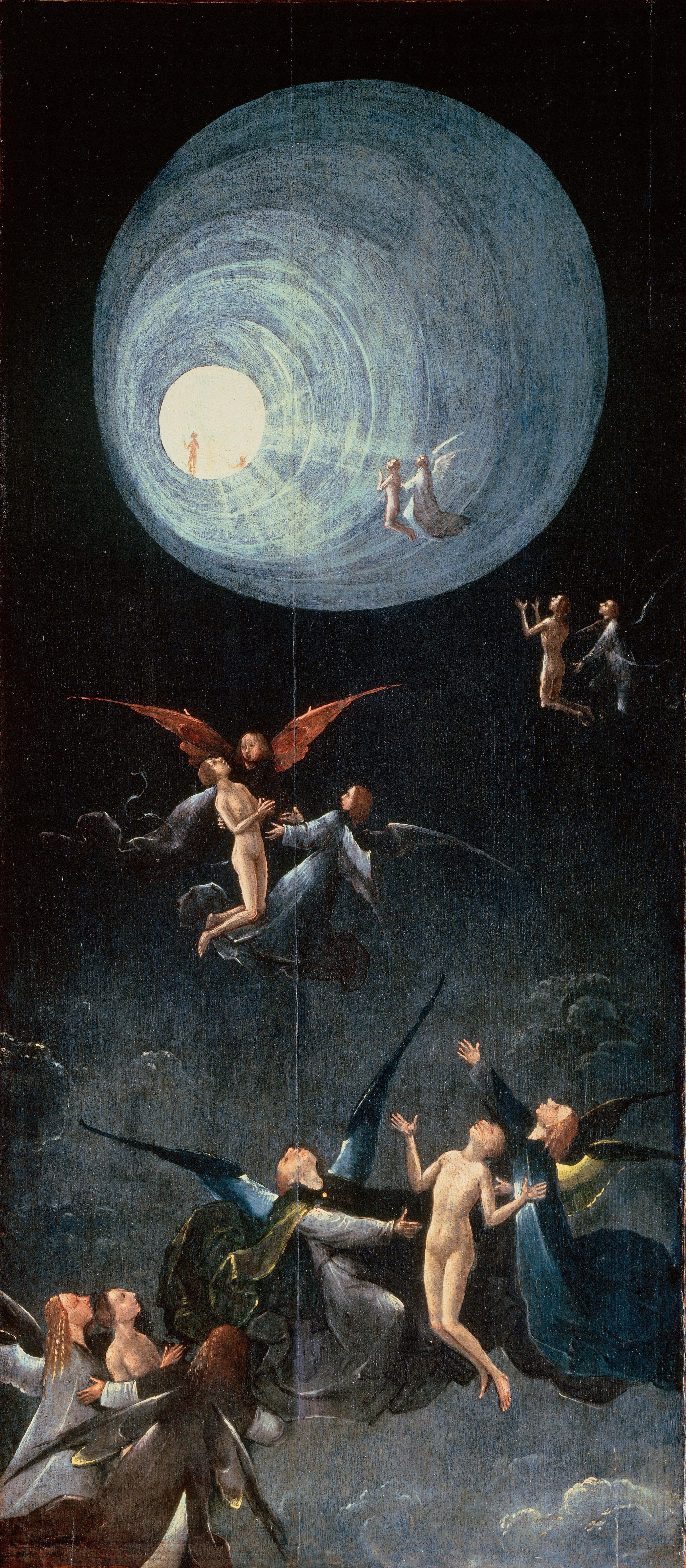 Visions de l'au-delà - L' Ascension des élus - Bosch