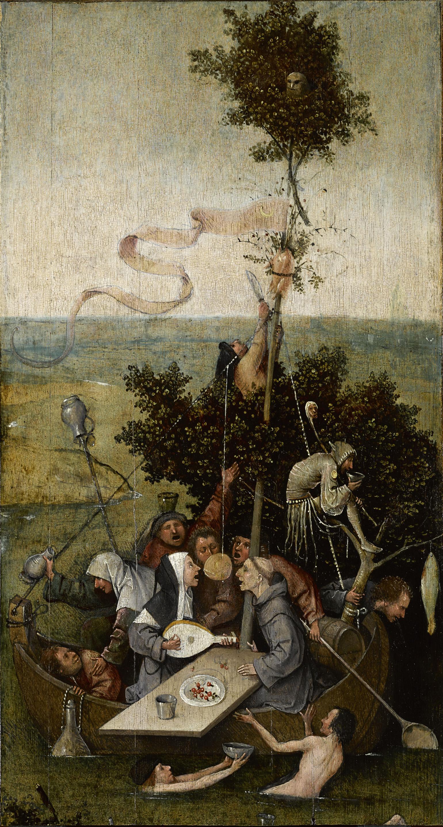Bosch - La nef des fous